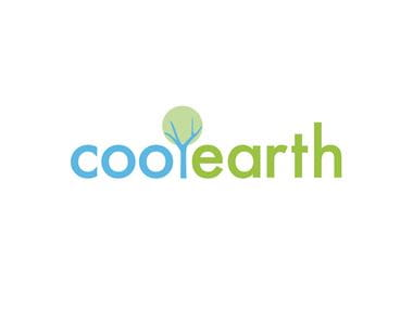 Cool Earth Logo Colour