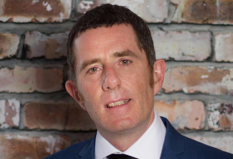 Phil Jones, Brother UK Managing Director