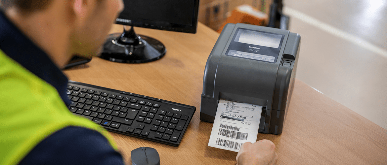 TD Label Printers