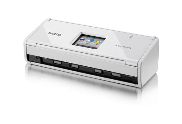 ADS-1600W compact and wireless document scanner