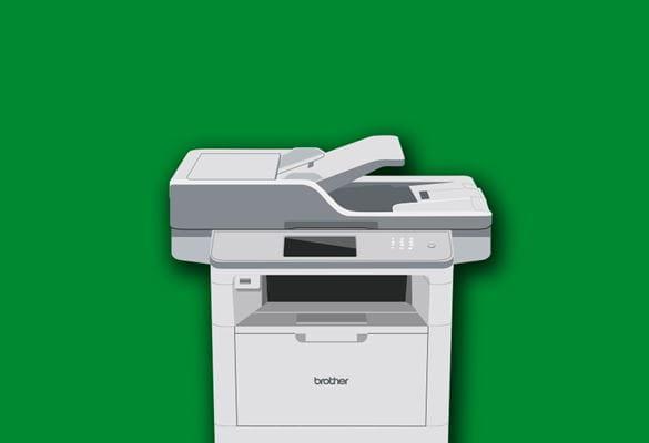 Brother SMB laser printer