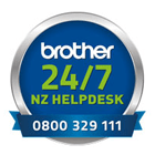 Brother 24-7 Helpdesk