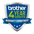 Brother-4-Year-Onsite-Warranty