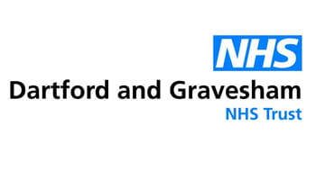 Dartford and Gravesham NHS Logo