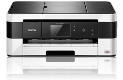 The Brother J4000 Series Inkjet Printers