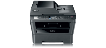 Brother Mono Laser 4-in-1 Printer - MFC-7860DW
