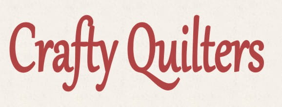 Crafty Quilters Jersey logo
