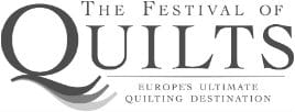 The Festival of Quilrs logo