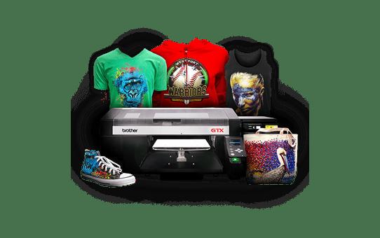 GTX422 Direct to Garment Printer 4