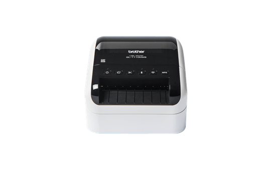 QL1110NWB Wireless shipping label printer