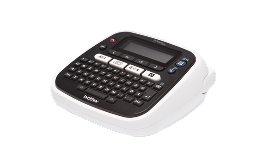 PT-D200VP Desktop Label Printer + Carry Case
