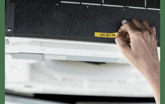 PTE110VP Handheld Electrician Label Printer 8