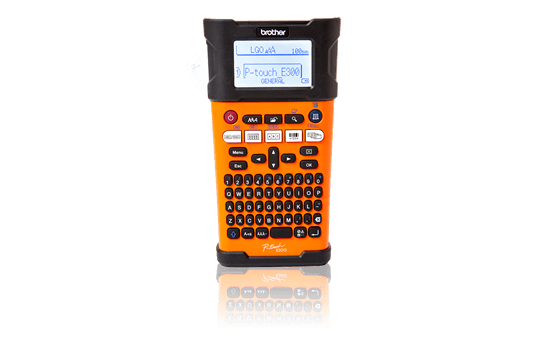 PTE300VP Handheld Electrical Label Printer
