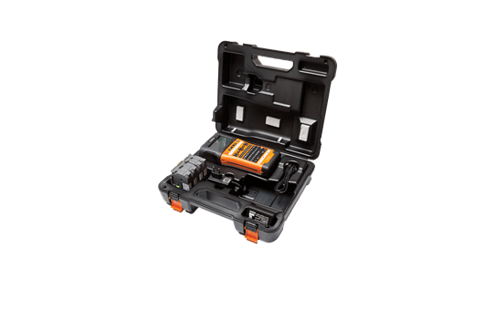 PT-E550WSP Electrician Labelling Kit 3
