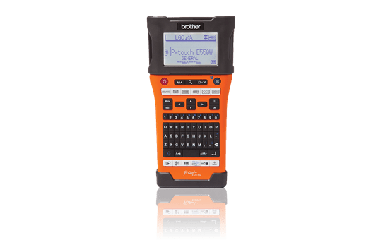 PTE550WVPElectrician's Handheld Label Printer
