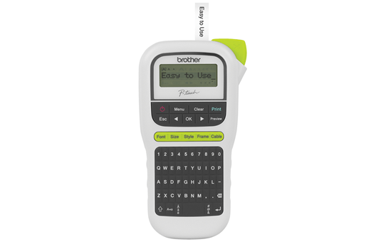 PTH110 Compact Handheld Labelling Machine 2