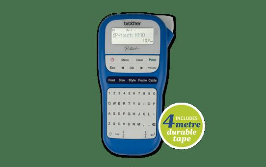 PTH110BW Compact Handheld Labelling Machine 3