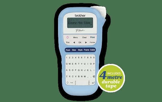 PTH110LB Compact Handheld Labelling Machine