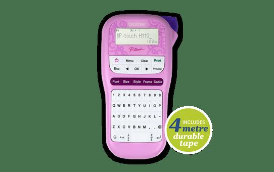 PTH110PK Compact Handheld Labelling Machine