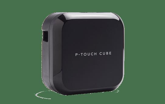 P-Touch Cube Mobile Label Maker - PTP710BT 2