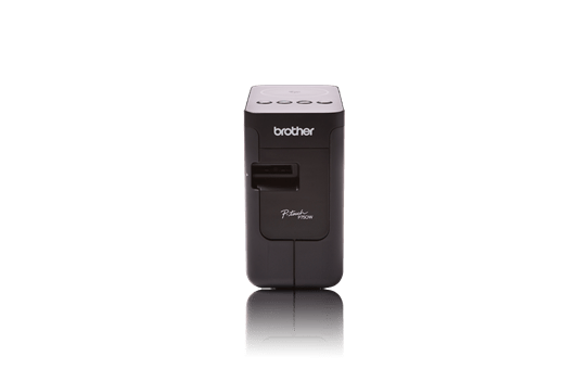 PTP750W Wireless Desktop Label Printer 2