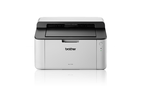 HL-1110 Mono Laser Printer 2