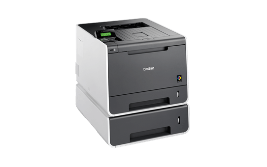HL-4570CDW High Speed Colour Laser Printer + Network  5