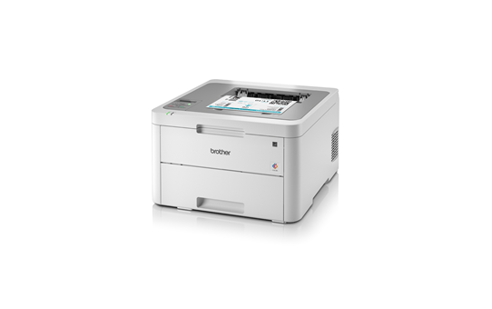 HLL3210CW Colour Wireless LED Printer 2