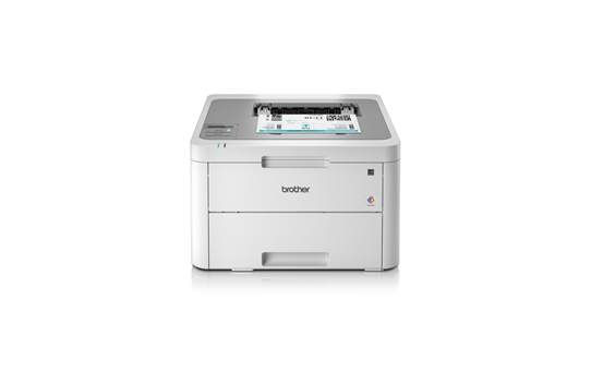 HLL3210CW Colour Wireless LED Printer