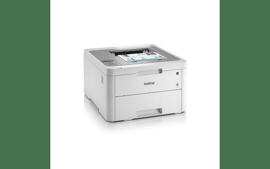 HLL3210CW Colour Wireless LED Printer 3