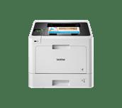 HL-L8260CDW professional colour printer with BLI award logo and IF Design 2018 logo