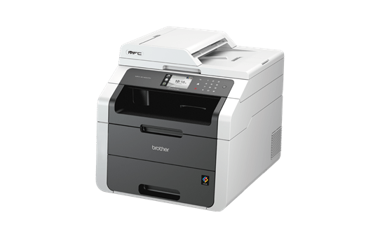MFC-9140CDN Colour Laser All-in-One + Duplex, Fax, Network