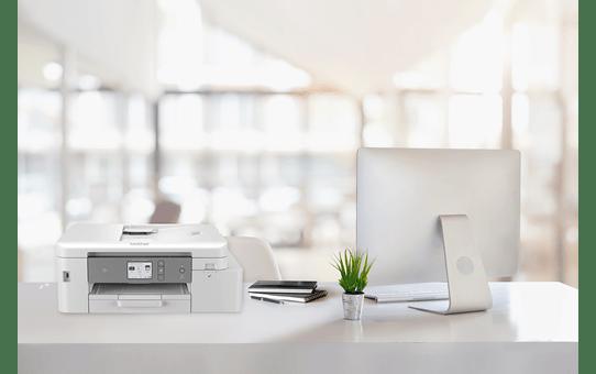 MFC-J4440DW all-in-one wirelesscolour inkjet printer 4
