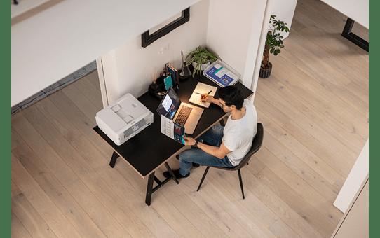 MFC-J4440DW all-in-one wirelesscolour inkjet printer 5