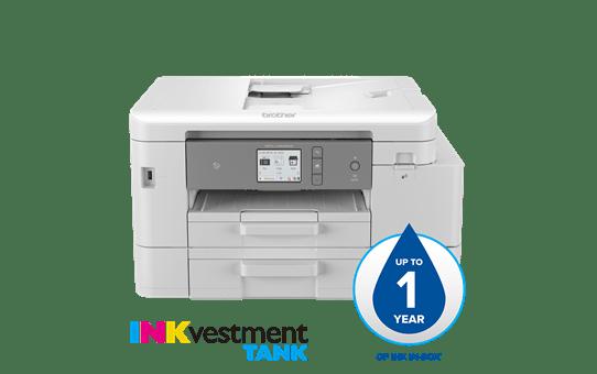 MFC-J4540DW all-in-one wirelesscolour inkjet printer