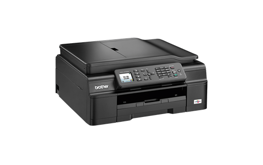 MFC-J470DW All-in-One Inkjet Printer + Duplex, Fax and Wireless 3