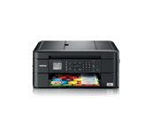 MFCJ480DW Compact Wireless Inkjet Printer