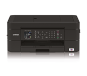 MFCJ491DW Wireless 4-in-1 Inkjet Printer
