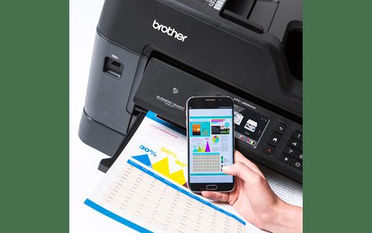 MFCJ6930DW Wireless A3 Inkjet Printer 5