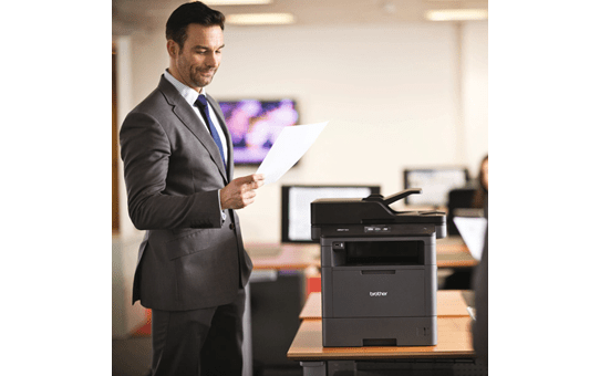 MFCL5755DW All-in-one Mono Laser Printer 4