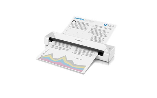 DS720D Portable Document Scanner