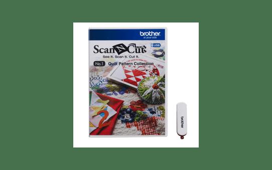 CAUSB1: ScanNCut Quilt Pattern Collection
