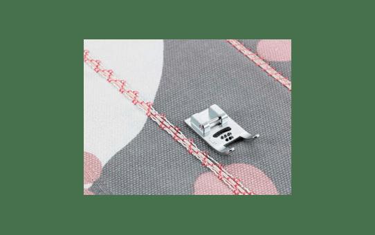 F019: Foot - 5 Hole Cording