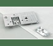 SNP02: Straight Stitch Foot and Straight Stitch Needle Plate