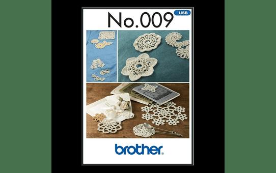 BLECUSB9: Embroidery Design Collection 9