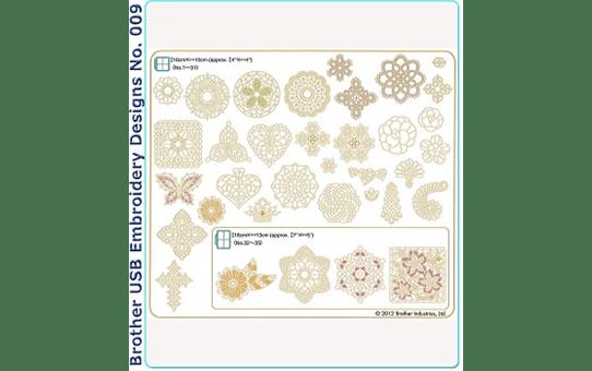 BLECUSB9: Embroidery Design Collection 9 2