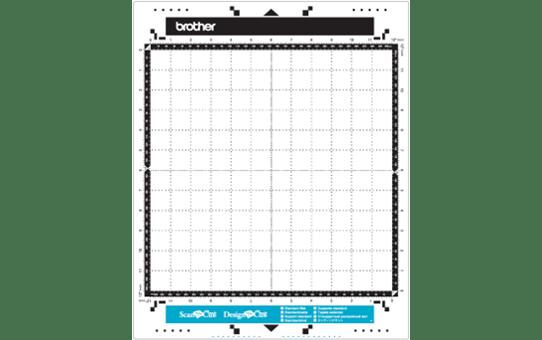 CAMATLOW12: Low Tack Mat