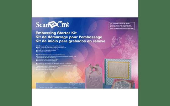 CAEBSKIT1: ScanNCut Embossing Starter Kit