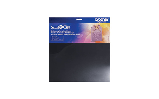 CAEBSTS1: ScanNCut Embossing Template Sheets