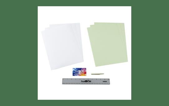 CAPSS1: ScanNCut Printable Sticker Sheet Set 2